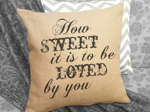 Song how sweet it is to be loved by you
