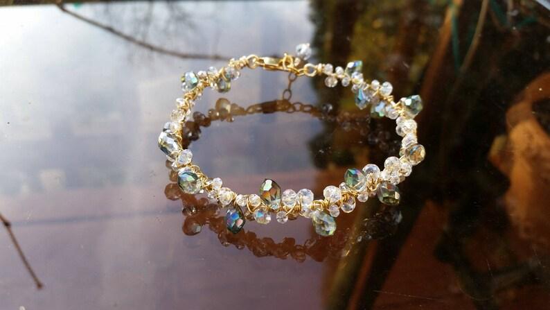 Stassi/'s WWHL Crystal Thorn Bracelet