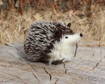 Hedghog, Felt Hedgehog, Needlefelted Hedgehog