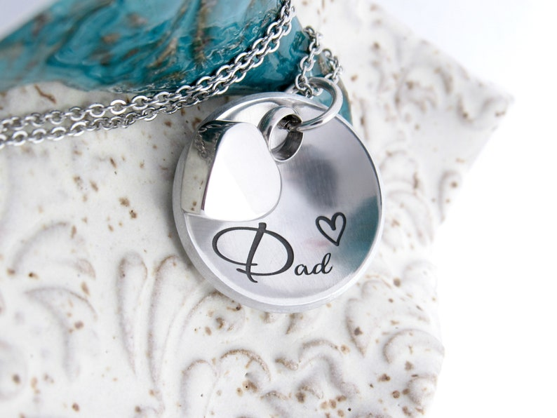 57ee699f33ad8 Personalized Cremation Necklace, Cremation Urn Necklace, Memorial Necklace,  Cremation Jewelry, Sympathy Gift, Remembrance Necklace - Domed