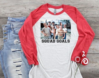 2187acb8 Baseball Squad Raglan, Baseball Shirt, Softball Tee, Sandlot, Baseball Mom,  BallPark