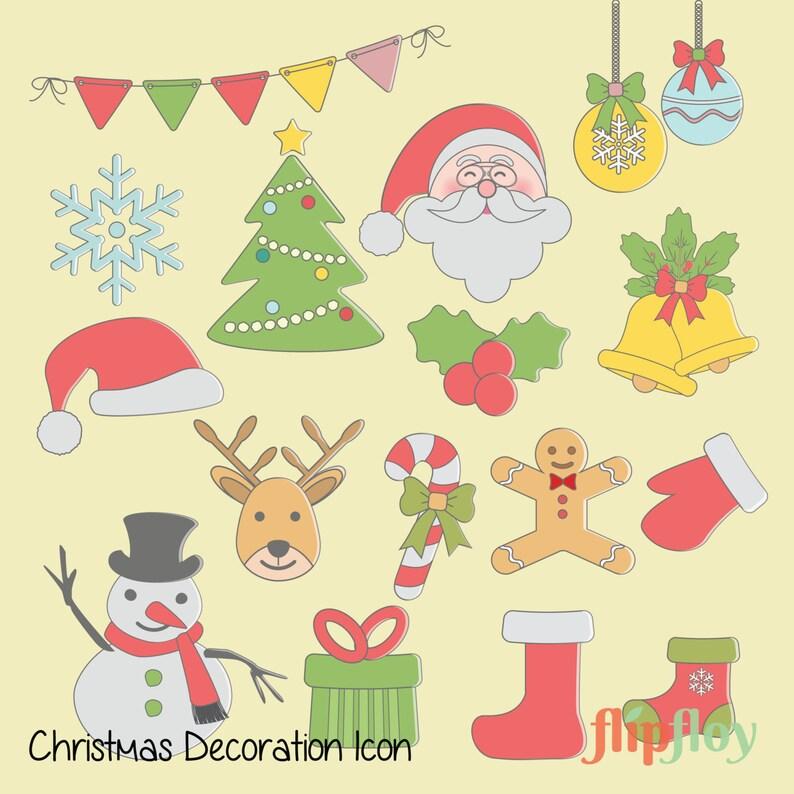 Frohe Weihnachten Download.Weihnachten Sofort Download 16 Dekoration Frohe Weihnachten Vektor Nikolausmütze Weihnachten Cliparts Digitale Weihnachten Xmas Feier