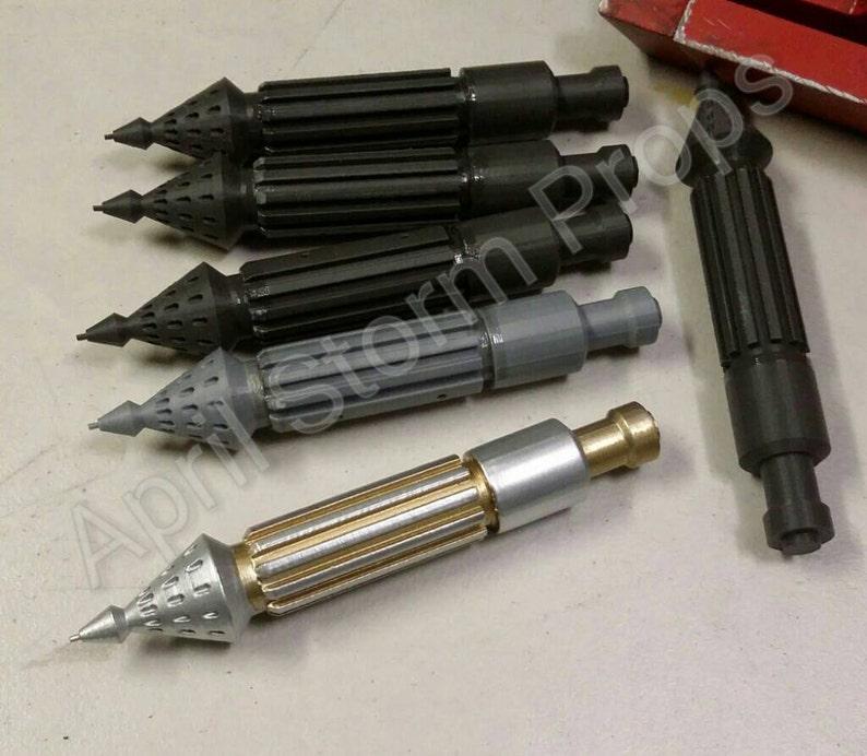 Boba Fett Gauntlet Rocket 3D Printed