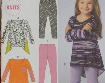 0c4ffc2629341 McCall s 6827 Uncut Sewing Pattern. Girls 6-8. Easy