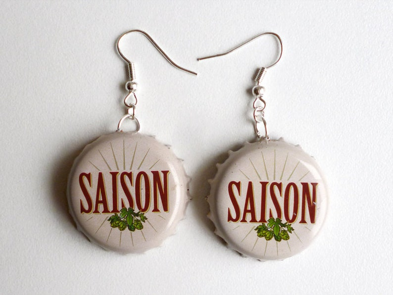 Earrings capsules Saison image 0