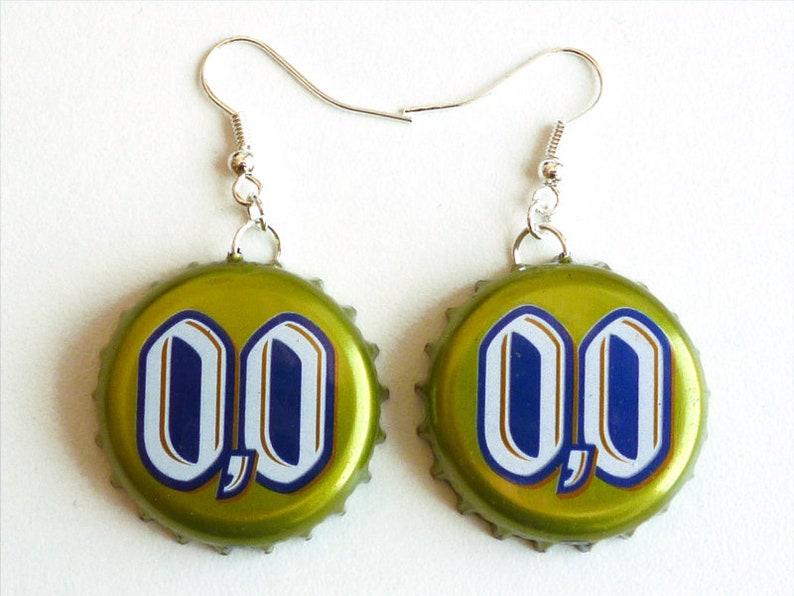 Earrings capsules Zéro virgule zéro image 0