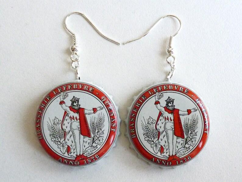 Earrings capsules Saison 1900 image 0