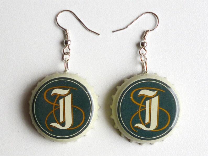 Earrings capsules Trappe I image 0