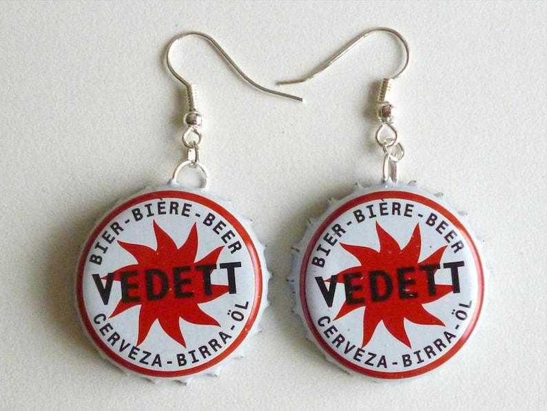 Earrings capsules Vedett image 0