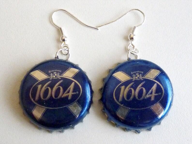 Earrings capsules 1664 image 0