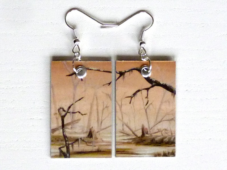 Earrings Marais 3 image 0