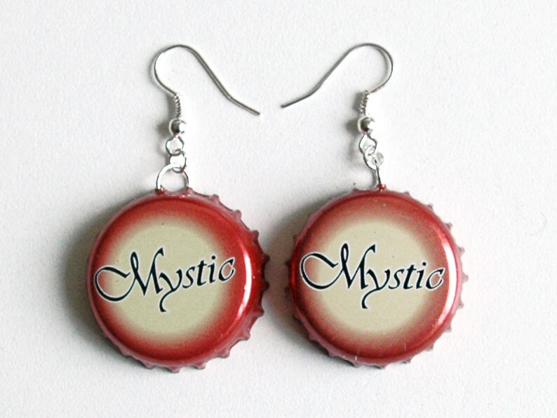 Earrings capsules Mystic image 0