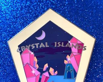 Spyro Crystal Islands Portal Pin