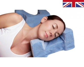 JuveRest® The Sleep Wrinkle Pillow with Cover