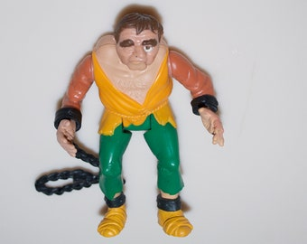 Hunchback Action Figure With Chain 1989 Columbia Pictures 4.5""