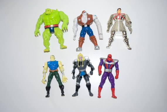 1994-1997 Marvel Super Hero Action Figure Combine Shipping! CHOOSE