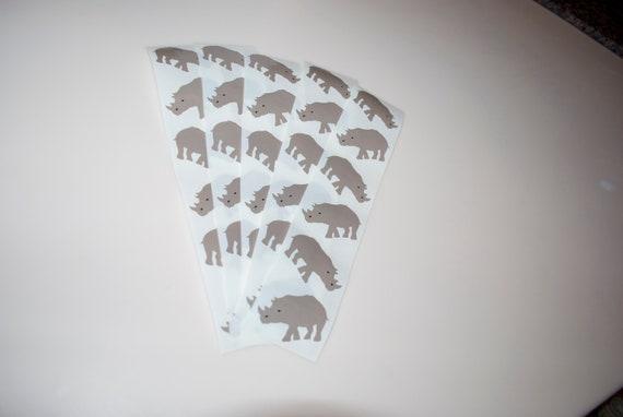 Mrs Grossman/'s PANDA Black White Vintage  1987  Stickers