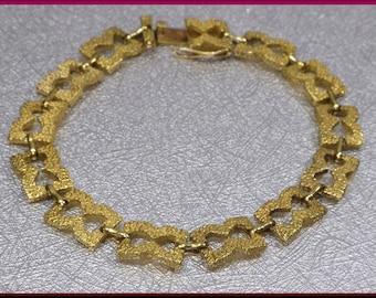 Cartier 18K Bracelet, Cartier Bracelet, Gold Cartier Bracelet, 18K Yellow Gold Bracelet, Gold Bow Bracelet, Chic Gold Bracelet