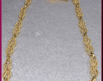 Tiffany Gold Chain, Wide Gold Chain, Long Gold Chain, Thick Gold Chain, Bold Gold Chain, Oval Link Chain