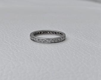 Tiffany & Co Diamond Band, Tiffany and Co Ring, Tiffany Eternity Band, Tiffany Diamond Ring, Tiffany Band, Tiffany Ring