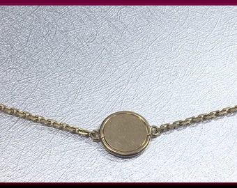 Men's Vest Chain Tiffany and Company 18K Yellow Gold Men's Vest Chain - M 211