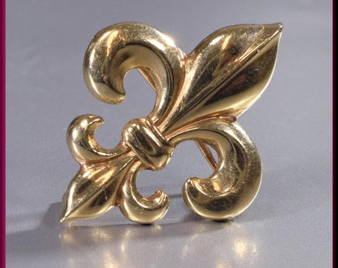 Fleur de Lis Fleur de Lis Brooch Cartier Pin Cartier Brooch Fleur de Lis Brooch Fleur de Lis Jewelry Art Deco Brooch Bouquet Bridal Brooch