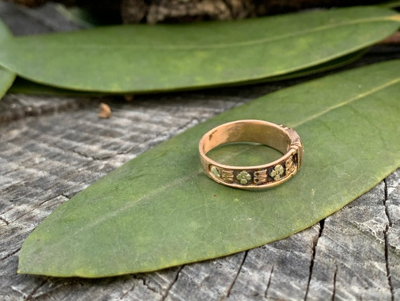 Victorian Diamond Engagement Ring,  Antique Engag… - image 2