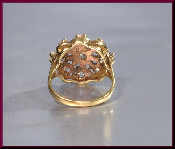 Victorian Ring  Victorian Engagement Ring Antique… - image 3