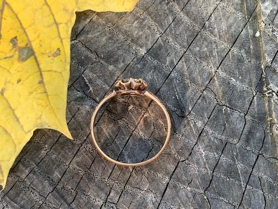 Victorian Engagement Ring Alternative Engagement … - image 2