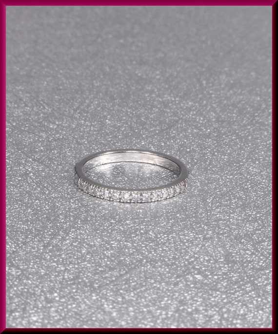 Tiffany & Co Diamond Band, Tiffany and Co Ring, Ti