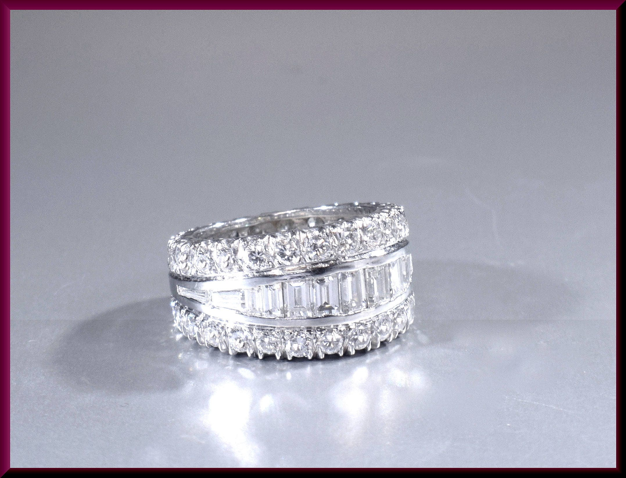 awesome white download wedding gold unique pave bands set ring in size diamond band elegant full