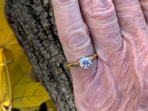 Victorian Engagement Ring, Alternative Engagement… - image 8