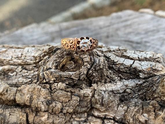 Victorian Engagement Ring Alternative Engagement … - image 6