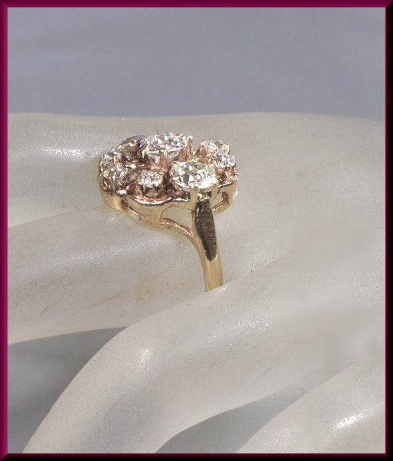 Victorian Ring  Victorian Engagement Ring Antique… - image 5
