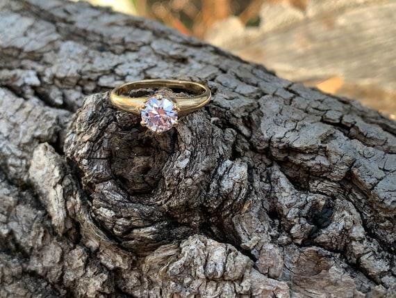 Victorian Engagement Ring, Alternative Engagement… - image 2