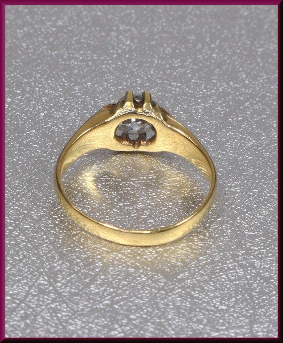 Victorian Engagement Ring Alternative Engagement … - image 5