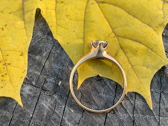 Victorian Engagement Ring, Alternative Engagement… - image 3