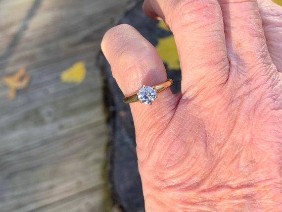 Victorian Engagement Ring, Alternative Engagement… - image 10