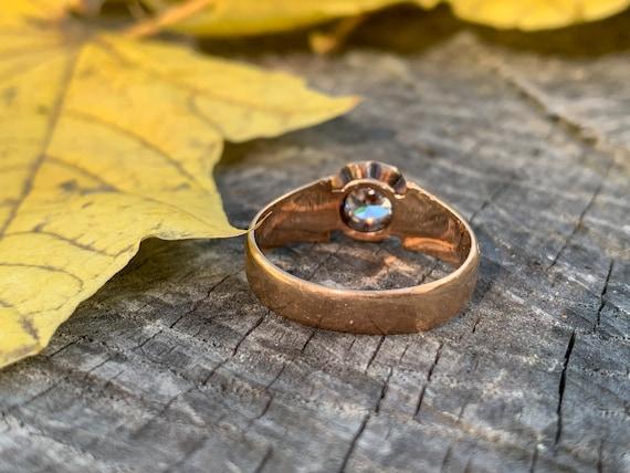 Victorian Engagement Ring Alternative Engagement … - image 9