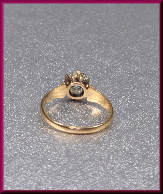 Victorian Engagement Ring Alternative Engagement … - image 7