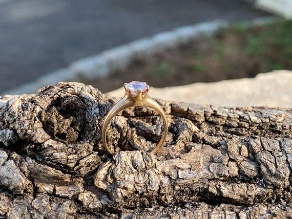 Victorian Engagement Ring, Alternative Engagement… - image 5