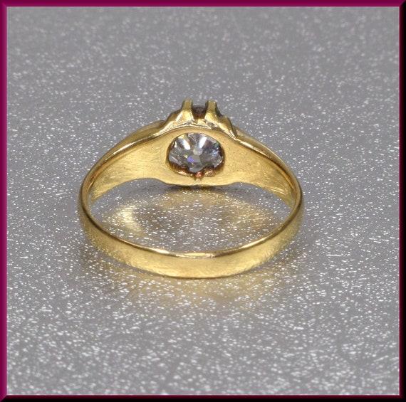 Victorian Engagement Ring Alternative Engagement … - image 7