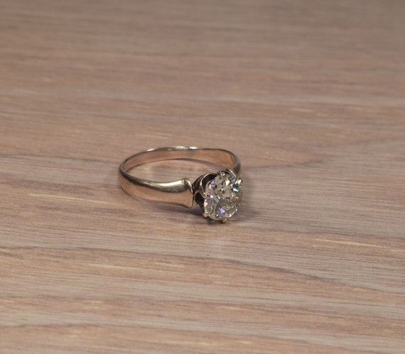 Victorian Engagement Ring Alternative Engagement … - image 8
