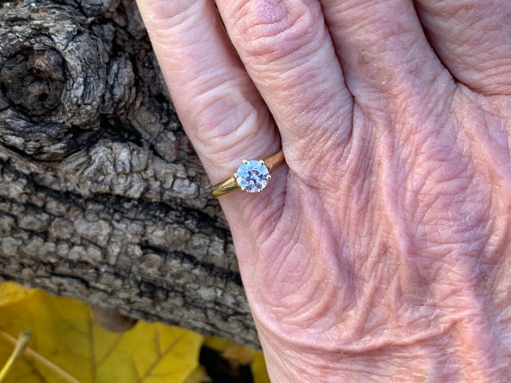 Victorian Engagement Ring, Alternative Engagement… - image 7