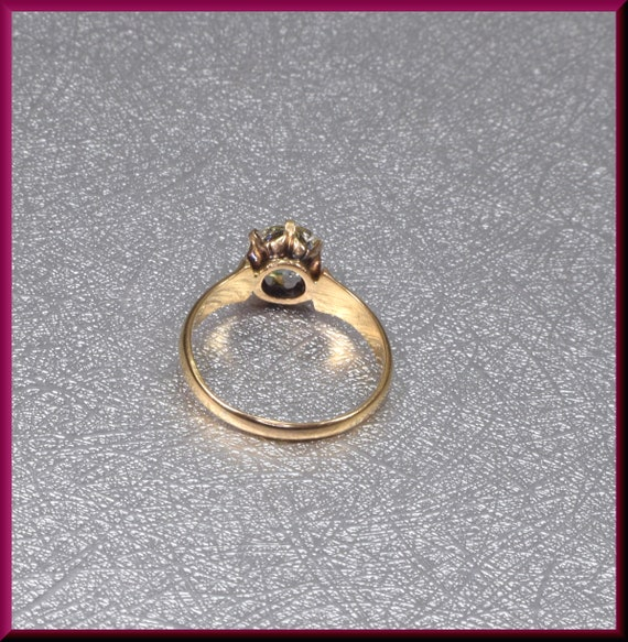 Victorian Engagement Ring Alternative Engagement … - image 6
