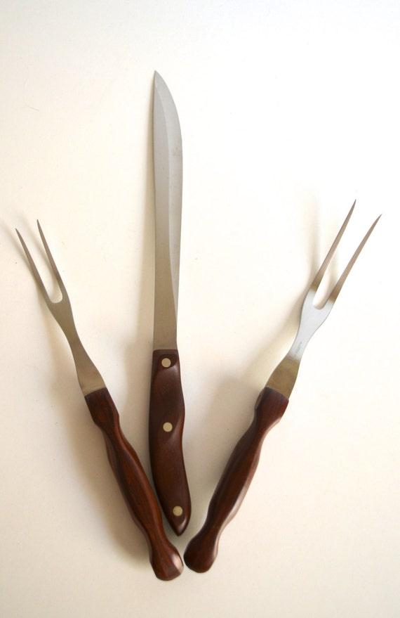 Vintage Carving Set by CutCo
