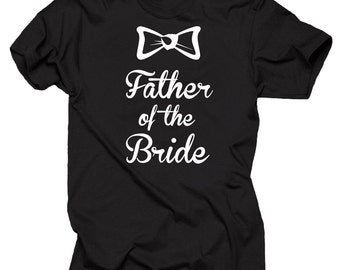 ef9c60b8c6315 Father of the bride shirt | Etsy