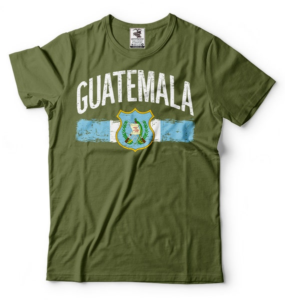 Mens Cotton T-Shirt The Owner of this tee was MADE IN GUATEMALA