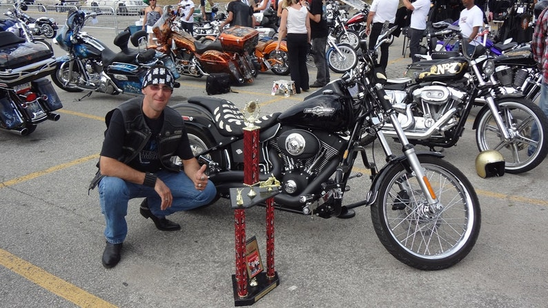 Place YOUR Custom Order for Award Winning Motorcycle image 0