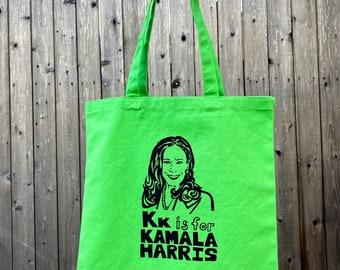 Kamala Harris Tote Bag Inauguration 2021